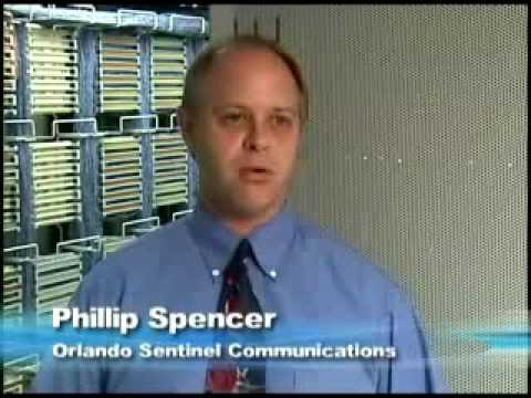 Was the Orlando Sentinel pleased with Auditel Telecom Expense Management Services 3