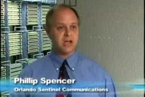 How many resources did Auditel require for the telecom audit? Orlando SEntinel Phil Spencer 4