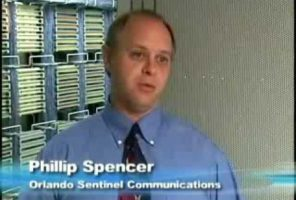 Auditel telecom service includes telecom software Orlando Sentinel Phil Spencer 7