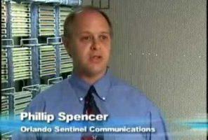 What benefits came from Auditel telecom expense management Orlando Sentinel 8 1