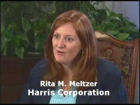 Did Auditel telecom training surprise Rita Meltzer of Harris Corporation Clip6