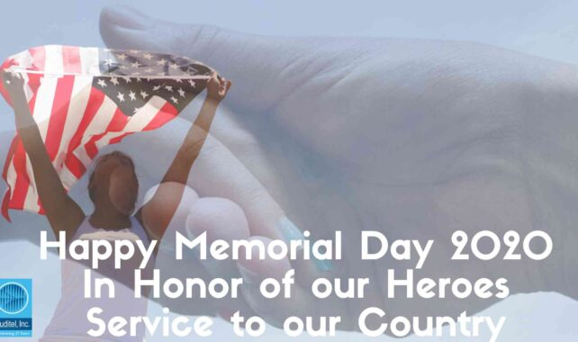 Memorial Day 2020 Honor our Heroes